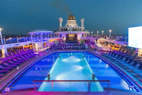 Norwegian Cruise Deck Plans by Quantum Of The Seas Das Pooldeck Bei Royal Caribbean
