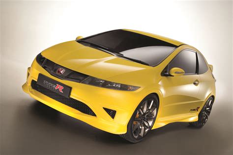 Civic Type R Hd Picture by 2006 Honda Civic Type R Concept Hd Pictures