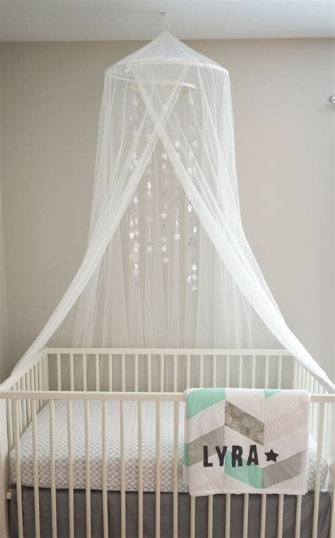 crib  canopy  ikea crib sheet pottery barn grey