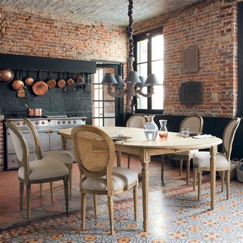 table et chaise de salle a manger table et chaise de salle a manger maison du monde chaise