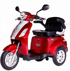 Elektro Trike Scooter : rolektro e roller 25 km h e trike 25 kaufen otto ~ Jslefanu.com Haus und Dekorationen