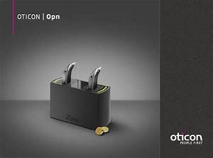 Oticon Opn Minirite Hearing Aid Manual Pdf View  Download