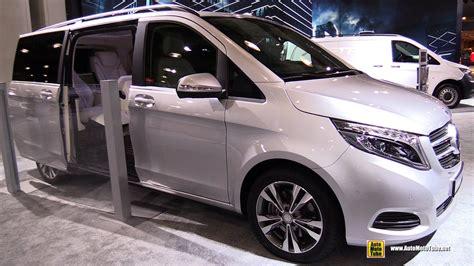 Best Family Vans 2016 Mercedes Metris Passenger Exterior And
