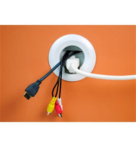 power cord hider wall mount flat screen tv cable power kit legrand
