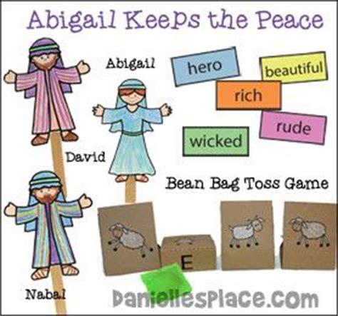 abigail bible lesson  wwwdaniellesplacecom bible