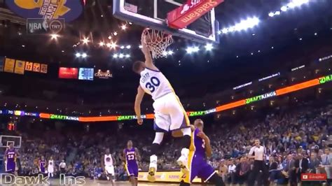 stephen curry dunk compilation youtube