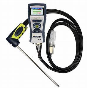 Fyrite U00ae Insight U00ae Plus Handheld Combustion Analyzer
