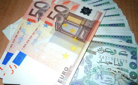 bureau de change dinar algerien la chute du dinar algérien
