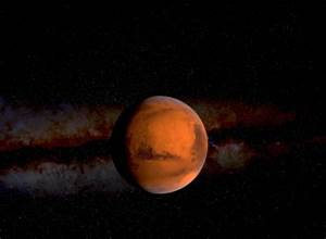 Nasa is exploring part of SCOTLAND for its latest Mars probe