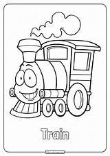 Train Coloring Whatsapp Tweet sketch template