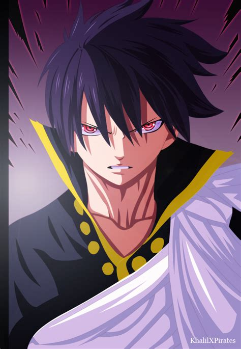 fairy tail zeref wallpaper  wallpapersafari
