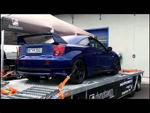 Toyota Celica T23 : leistungspr fstand toyota celica t23 youtube ~ Jslefanu.com Haus und Dekorationen