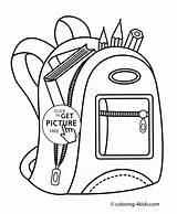 Coloring Backpack Printable Kindergarten Adults Colorear Coloing Edit Paginas Entitlementtrap Colouring 4kids Ipad Escolar Capas Preescolar Colegios Aula Colegio Educacion sketch template