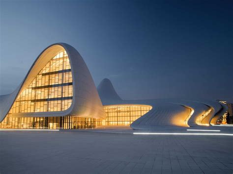 Shortlisted Buildings For World Architecture Festival