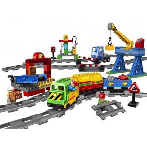 Lego Duplo Eisenbahn 5609 1005 by Goedkoop Lego Duplo Luxe Treinset 5609 Kopen Bij