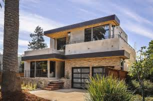 modern architecture floor plans world of architecture contemporary style home in burlingame california