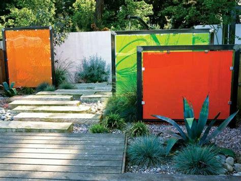 Sichtschutz Garten Aus Stoff by Sichtschutz Aus Stoff Balkon Garten Sichtschutz