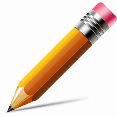Pencil Icon Vector Psd Graphicsfuel