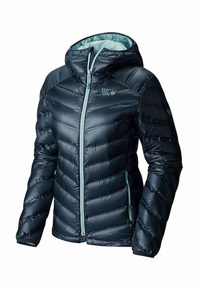 Mountain Hardwear Jacket Backcountry Stretchdown Hooded Animated