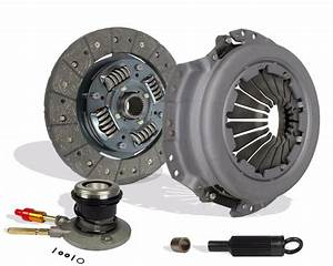 Hd Clutch And Slave Kit Fits 96