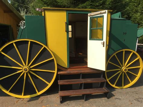 An Amazing Historic Coach House by Tony S Amazing Fashioned Trailer Coach Tiny House