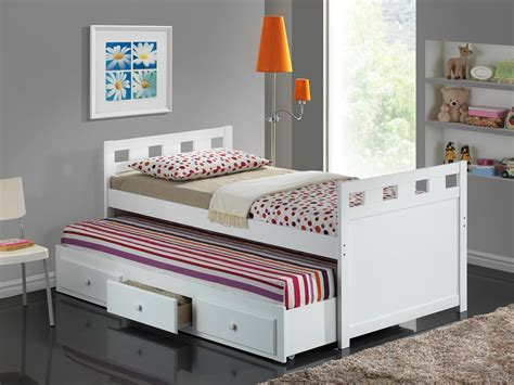 with bed pull out bed with pull out slide out trundle bed underneath
