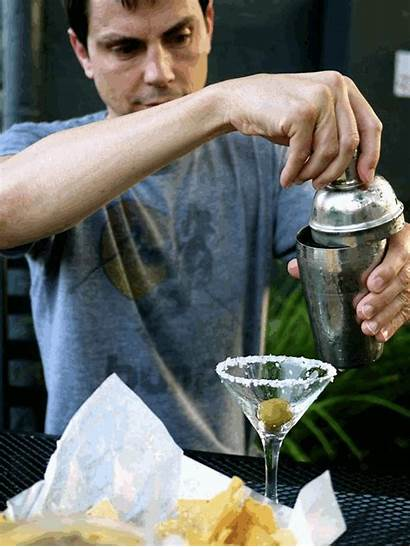 Pelon Martini Giphy Gold Tasteful Glass He