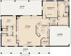 Top Photos Ideas For Open Floor House Plans One Story by Best 25 Small House Plans Ideas On