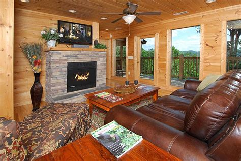 pigeon forge cabin gatlinburg sunrise 4 bedroom