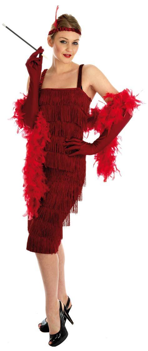 size roaring  ladies costume