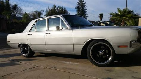 dodge dart  door sedan  sale  clovis ca