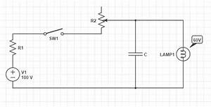 How Does A Capacitor Works In A Time Delay Circuit