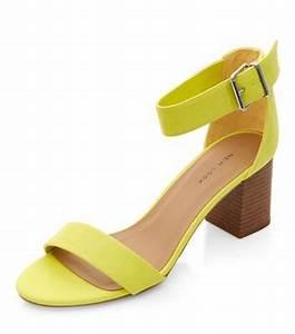 Lime Green Ankle Strap Heels Ha Heel
