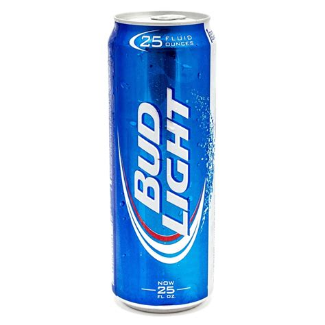 bud light can bud light 25oz can wine and liquor delivered to