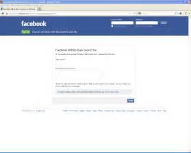 My Facebook Login