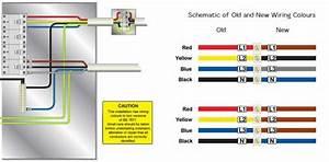 3 Phase 4 Pin Plug Wiring Diagram
