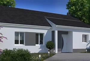 Prix Toiture 80m2 : plan maison individuelle 3 chambres 08 habitat concept ~ Melissatoandfro.com Idées de Décoration
