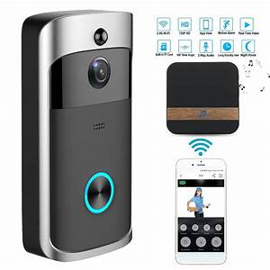 Wireless Camera Video Doorbell Home Security Wifi