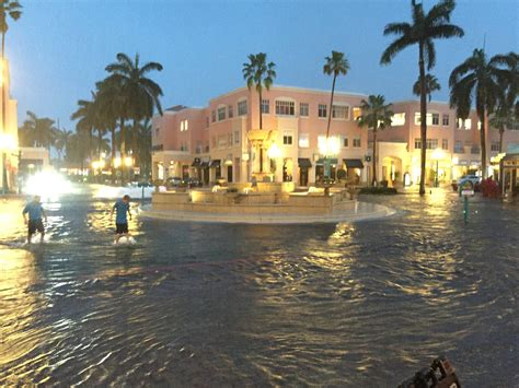 severe weather floods boca boca ratons reliable news