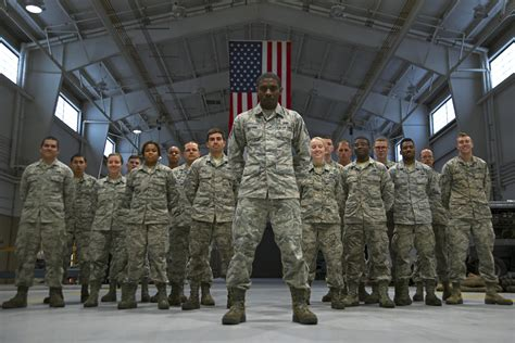 Airman Finds Potential Through Epr> U.s. Air Force