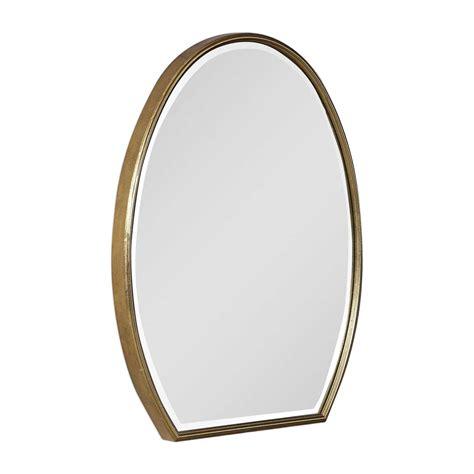Uttermost Oralist Mirror by Uttermost Kenzo Modified Oval Mirror