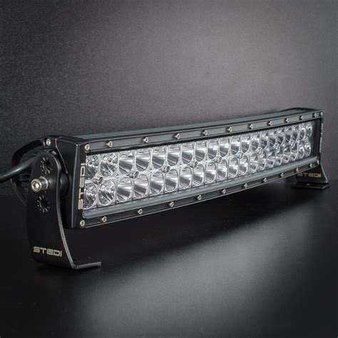 curved philips led light bar 120w 22 inch 4x4 4wd driving