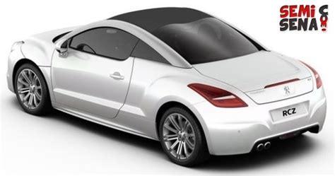 Gambar Mobil Gambar Mobilpeugeot 3008 by Harga Peugeot Rcz Review Spesifikasi Gambar Agustus