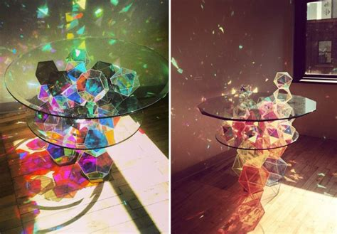 Amazing Sparkle Palace Cocktail Table by A Collection Of Amazing Table Designs
