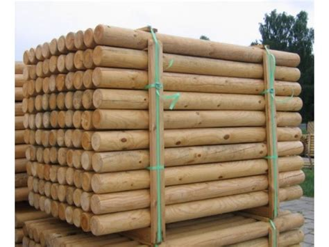 Timber Poles For Sale