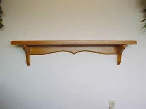 Wall Shelf Brackets Wood ~ Home Decorations : Wall Shelf