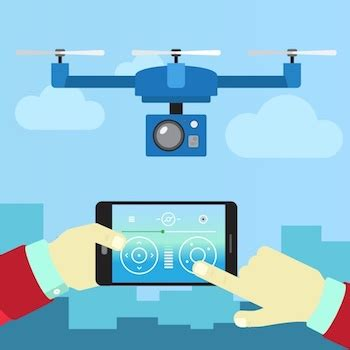 iphone ipad controlled drones ios camera quadcopters