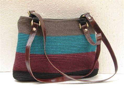 DISHA FOUNDATION : Handmade crochet bags