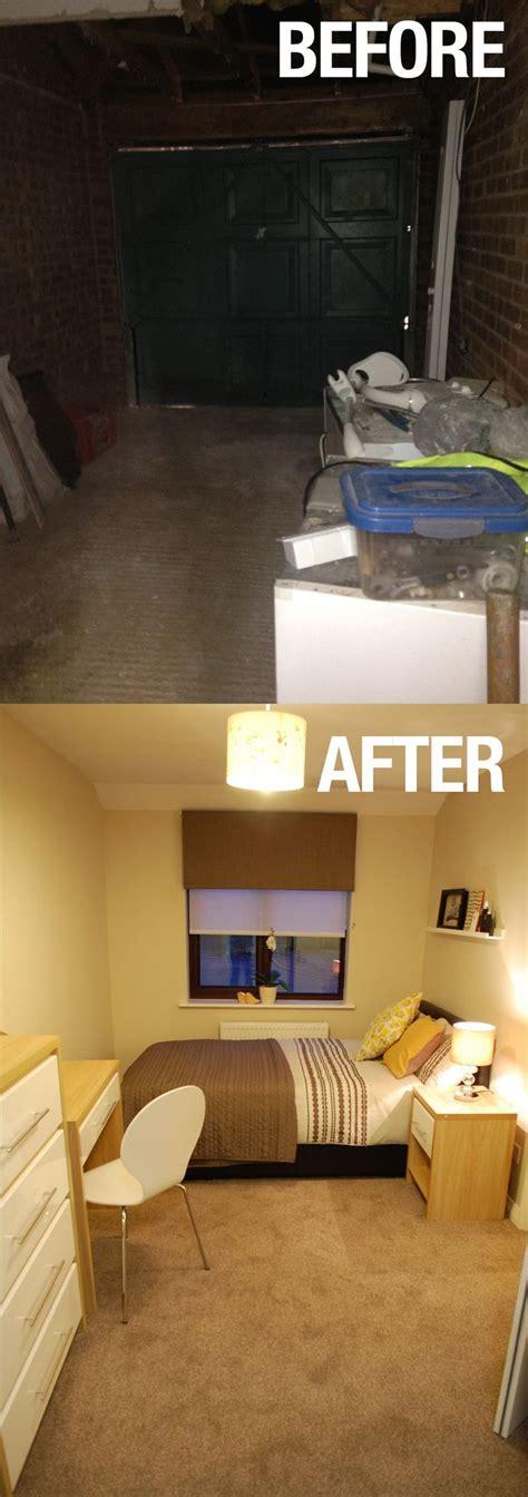 garage conversions images  pinterest garage remodel garage makeover  apartment