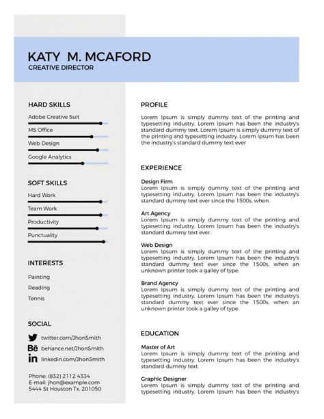 Completely Free Resume Templates by 20 Free And Premium Best Resume Templates Word Psd Indd